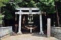 Torii of Ami Shrine (Takaku, Ami town, Ibaraki prefecture).jpg