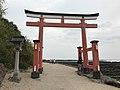 Torii of Aoshima Shrine.jpg