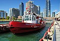Toronto - ON - William Lyon Mackenzie Fire ship.jpg
