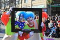 Toronto Christmas Parade Celebrity Clowns.JPG
