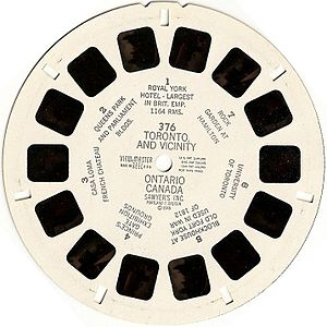 View-Master - A View-Master reel from 1948