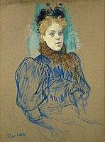 Toulouse-Lautrec - May Milton, 1895.jpg