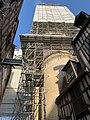 Tour de l'Horloge d'Auxerre en réfection en octobre 2020 - 3.jpg