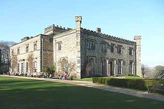 Towneley Park - Image: Towneley Hall