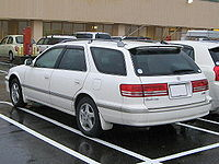 Mark Ii Qualis Based On Camry Wagon