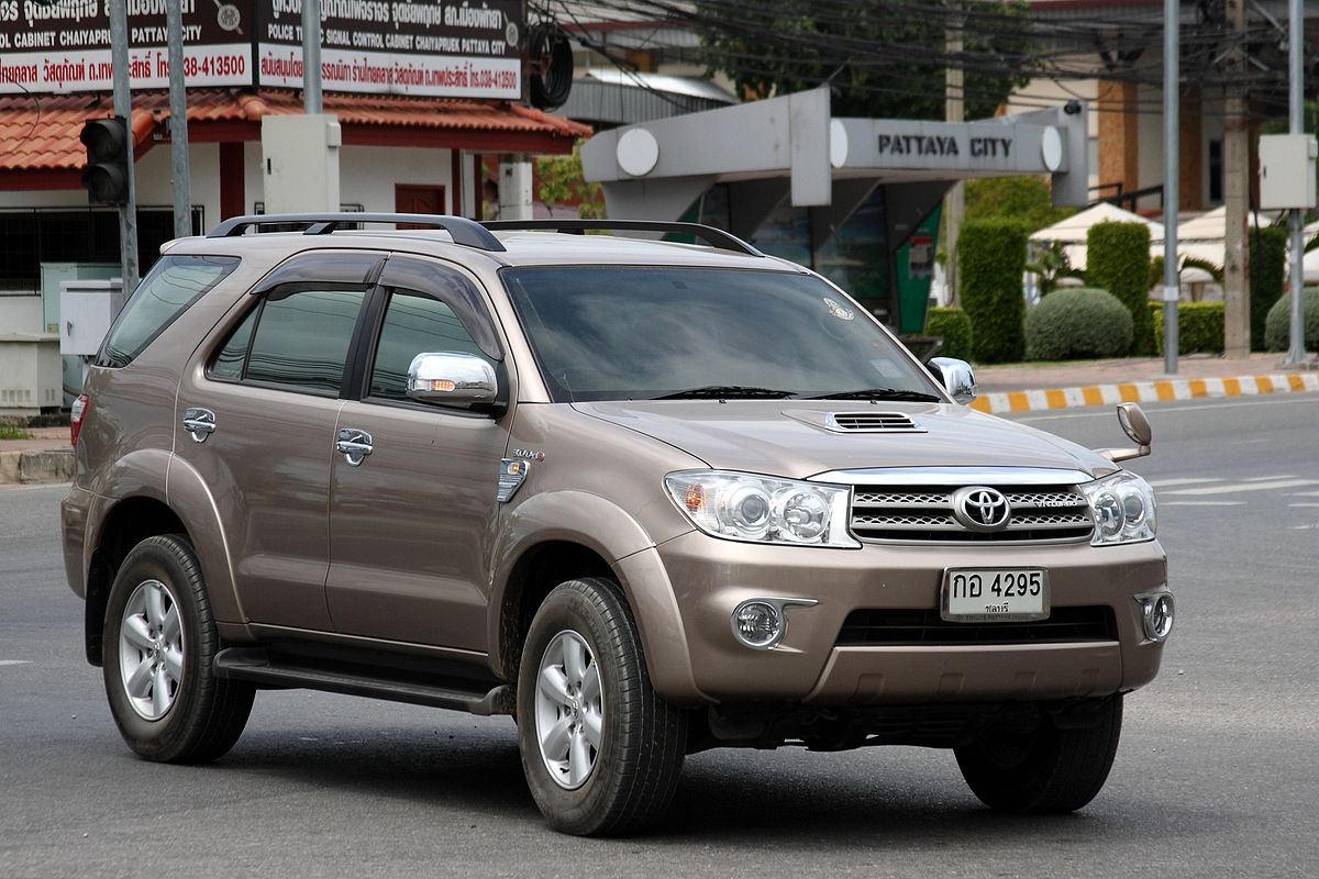 Toyota Fortuner Wikip 233 Dia