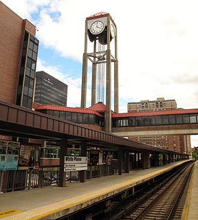 White Plains station