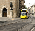 Tram in Geneva Switzerland in April 2014.png