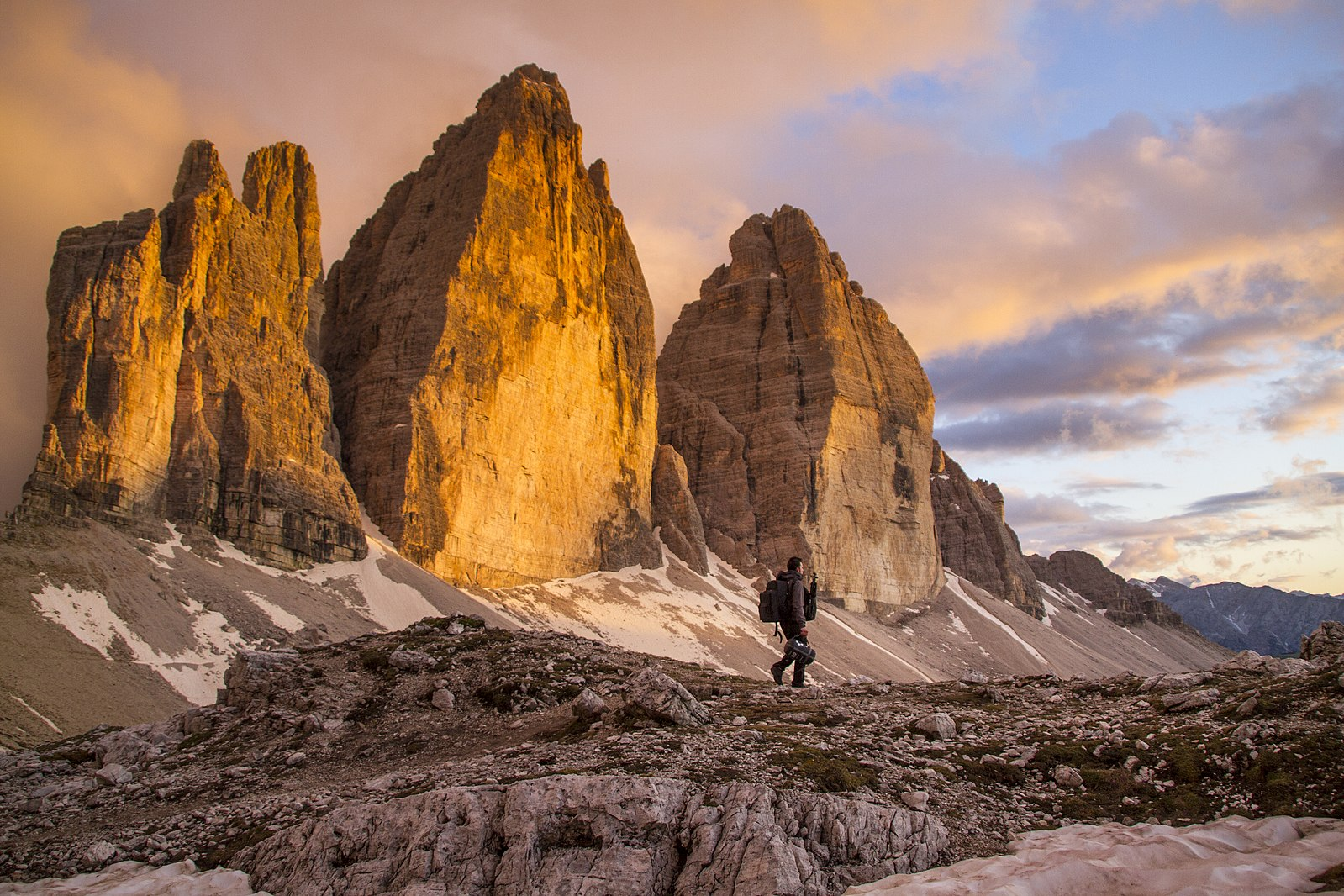 【義大利】健行在阿爾卑斯的絕美秘境:多洛米提山脈 (The Dolomites) 行程規劃全攻略 1