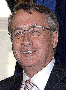 Treasurer Wayne Swan, 2009, crop.jpg