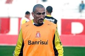 Pablo Guiñazú - Guiñazú with Internacional in 2008