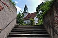 Treppe zur Petruskirche - steps to the church, not to heaven.jpg