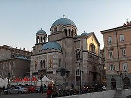 Saint Spyridon Church, Trieste