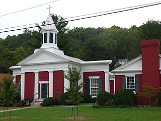 Buchanan, Virginia Town in Virginia, United States