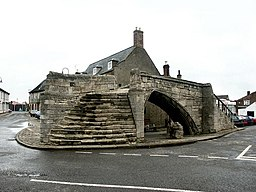 Trinity Bridge, Crowland - geograph.org.uk - 430286.jpg
