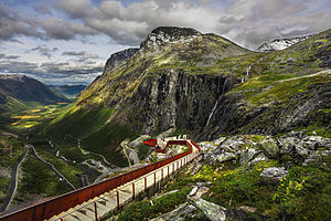 Image result for andalsnes