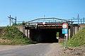 Trzebinia - ul. Dworcowa - przejazd pod wiaduktem - DSC06335 v2.jpg