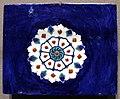 Turchia, iznik, mattonella rettangolare, 1570 ca. 02.JPG