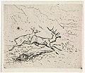 Twee lopende herten, RP-P-OB-19.819.jpg