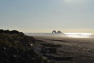 Twin Rocks, Oregon Unincorporated community in Oregon, United States