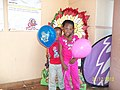 Two unspoilt children from Zim being treated to a Xmas lunch in SA.jpg