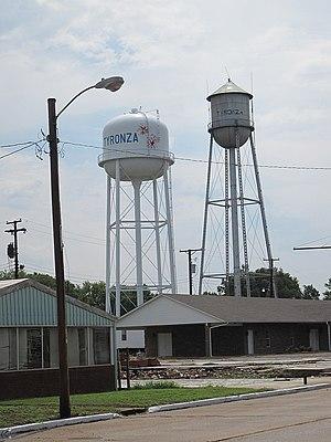 Tyronza, Arkansas - Image: Tyronza AR 2011 08 20 002
