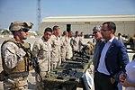 U.S. Ambassador to Spain visits SP-MAGTF Crisis Response 130925-M-KU932-087.jpg