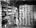 U.S. Army Stock Room 1943 Oak Ridge (15207567579).jpg