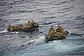 U.S. Marines assigned to Foxtrot Company, Battalion Landing Team, 2nd Battalion, 5th Marine Regiment, 31st Marine Expeditionary Unit conduct launch and recovery operations with combat rubber raiding craft from 140301-N-ZU025-171.jpg