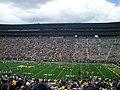 UConn vs. Michigan 2010 01 (Michigan Stadium).JPG