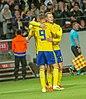 UEFA EURO qualifiers Sweden vs Romaina 20190323 Celebrate 2.jpg