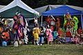 UIATF Pow Wow 2009 - awaiting Saturday Grand Entry 02.jpg