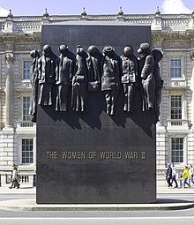 UK-2014-London-Monument to the Women of World War II (1).jpg