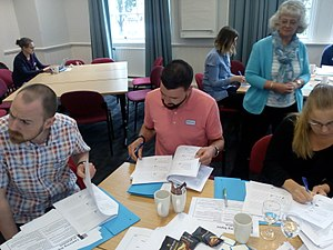 UK train the trainer's event Edinburgh July .jpg