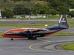 UR-CKL Cavok Airlines Antonov An-12BK (22937035540).jpg