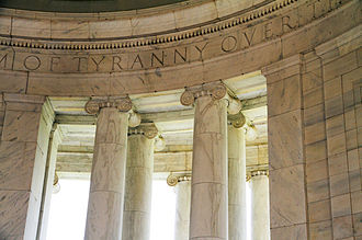 Jefferson Memorial - Thomas Jefferson Memorial
