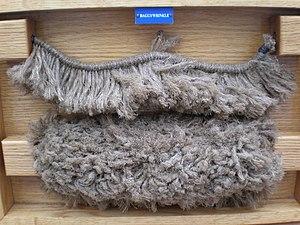 Baggywrinkle - A sample of baggywrinkle