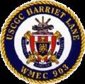 USCGC Harriet Lane (WMEC 903) crest.png