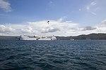 USNS Mercy brings patients aboard in Rabual 150705-M-DN141-056.jpg