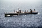 USNS Passumpsic (T-AO-107) underway in 1980.JPEG