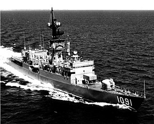 USS Miller (FF-1091) - USS Miller (FF-1091)
