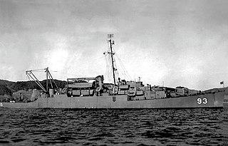 USS <i>Brock</i> (APD-93)