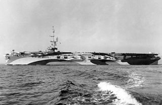 <i>Commencement Bay</i>-class escort carrier ship class