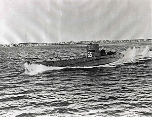 USS O-4 (SS-65) - USS O-4
