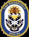 USS Roosevelt DDG-80 Crest.png