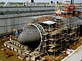 USS San Francisco (SSN 711) shown in dry dock during repair.jpg