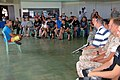 US Army 51886 Ultimate Fighting Champion motivates wounded warriors.jpg