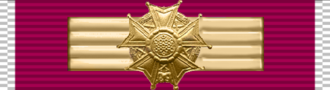 Bikram Singh (general) - Image: US Legion of Merit Chief Commander ribbon