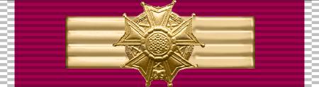 US Legion of Merit Chief Commander ribbon