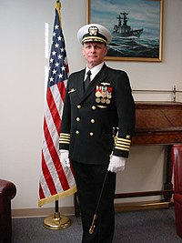 Navy seal dress uniform